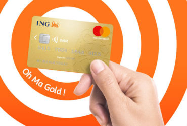 Carte bancaire ING